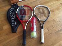 Tennis, Badminton, Table Tennis pads
