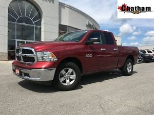2014 Ram 1500 ***4+4***ONE OWNER***ONLY 17,182 KMS***