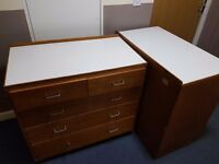 2 chest of drawers FREE
