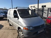 TOYOTA HIACE 51REG,PETROL, EXPORT , FOR SALE