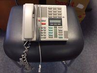 JOB LOT: Meridian Norstar 1987 Telephone Handsets