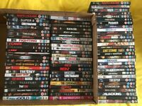 80 DVDs for sale