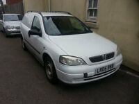 VAUXHALL ASTRA VAN 1700CC IN GOOD RUNING ORDER