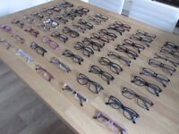 **CLEARANCE** OPTICAL EYEWEAR, CURRENT DESIGNS 54 PEICES. NEW