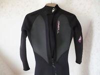 Ladies O'Neill Wetsuit UK size 10