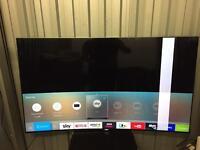 """Samsung 65"""" curved 4k SUHD 9 series smart led tv ue65ks9000"""
