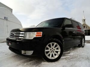 2012 Ford Flex SEL + AWD + 6 PASS. + CLIM. 3 ZONES!!!