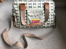 Baby changing bag - 'yummy mummy'