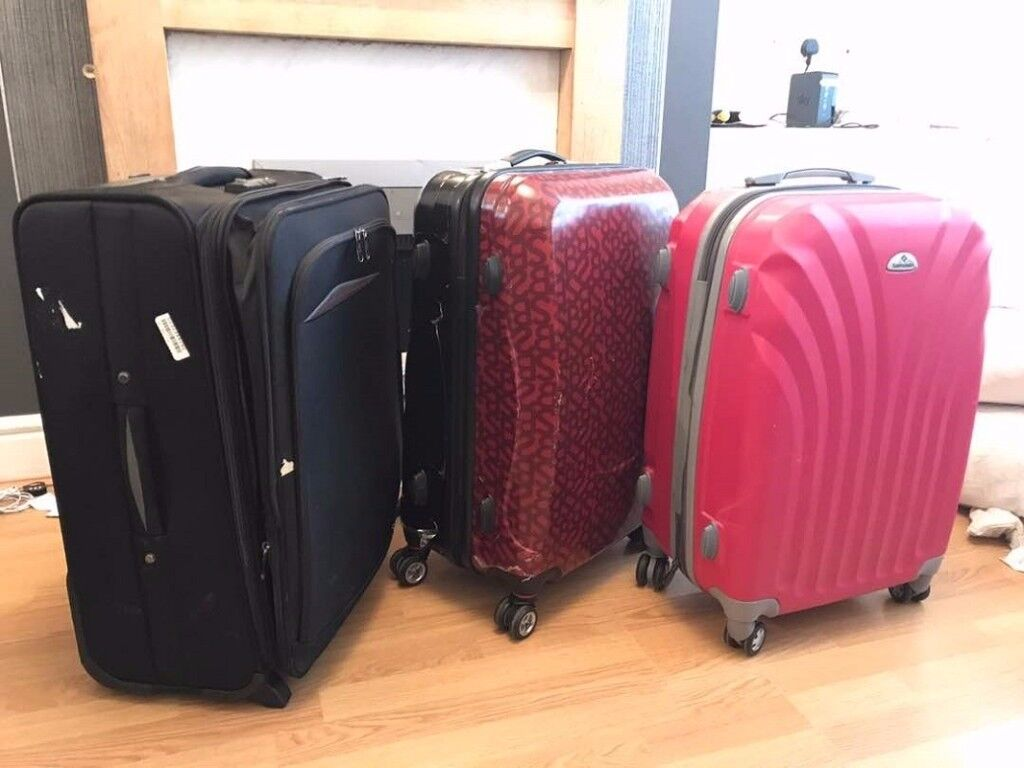 Various luggage set super cheap | in Toxteth, Merseyside | Gumtree