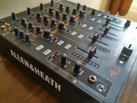 Allen & Heath XONE: 43C Serato Compatible DJ Mixer and Internal Soundcard