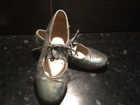 Girls tap and ballet shoes size 9 and 12