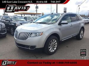 2013 Lincoln MKX NAVIGATION, HTD/CLD SEATS, REAR VISION CAMERA