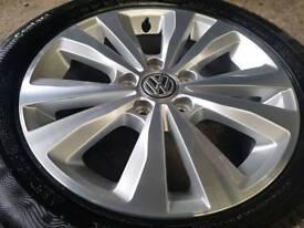 """16"""" mk7 vw toronto alloy wheel"""