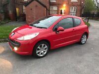 2009 Peugeot 207 1.6 Hdi Sport (£30 Tax A Year) Turbo Diesel not 206 208 307 308 C1 C2 C3