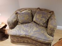 Two used sofas