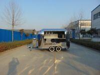Airstream Catering Trailer Burger Van Pizza Trailer 3500x2000x2300