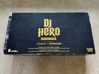 DJ HERO RENEGADE EDITION FOR PLAYSTATION 3