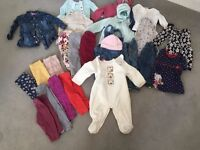 Baby Girl Clothes Bundle - 6-9 months - SMOKE & PET FREE HOME