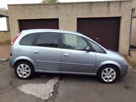 2006 1.6 Vauxhall Meriva Active mot till April 80000mls part history NEW POWER STEERING FITTED