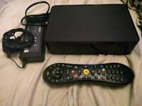 Virgin V6 1tb box and remote