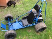 Kids offroad buggy swaps