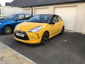 Citroen DS3 E-HDI low miles 1 previous owner