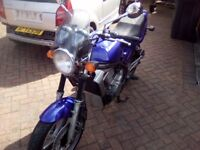 Kawasaki er500 T reg 1999. M.O.T. very good condition.£995 o.no.