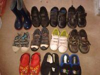 boys footwear size 11