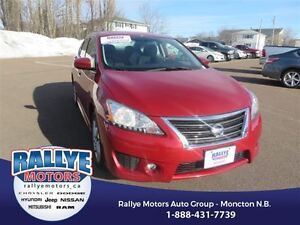 2014 Nissan Sentra SR! Low KMS! Alloy! Trade In! Save!