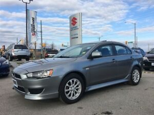 2012 Mitsubishi Lancer ~Heated Seats  ~Power Sunroof ~Confident