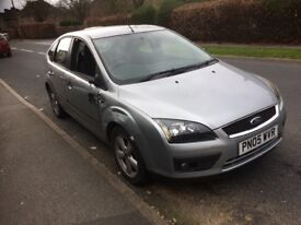 Ford Focus spare or repair starts and drives