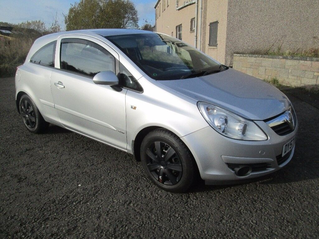 VAUXHALL CORSA DESIGN *** NEW TIMING CHAIN *** ONLY 79000 MILES***