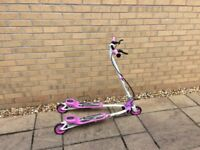 Girls Scissor Scooter