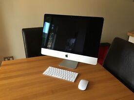 "Apple iMac MK442B/A Computer Intel Core i5 8GB RAM, 1TB, Intel Iris Pro Graphics 6200, 21.5"" Full HD"
