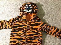 Tiger suit age 3-6