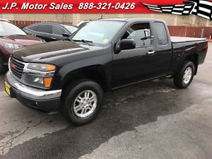 2010 GMC Canyon SLE, Extended Cab, Automatic, 4x4, Only 90, 000k