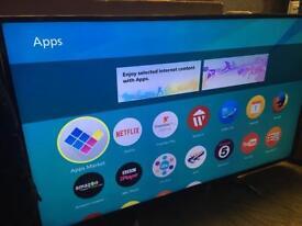 "Panasonic 55"" smart 4k ultraHD Tv Excellent Condition Bargain"