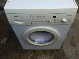 bosch 6kg 1200 spin free nn delivery 3 months warranty