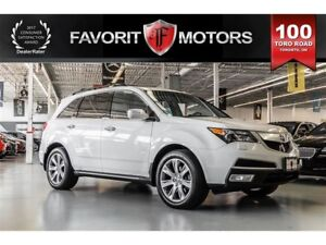 2012 Acura MDX Elite Package SH-AWD, Navigation, DVD, Leather