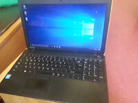 Toshiba laptop with Charger