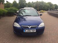 Vauxhall Corsa 1.2 Design Twinport 5 DR with ONLY 59000 miles, 1 year MOT and FSH
