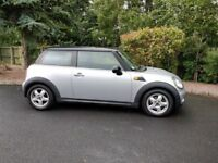 2008 Mini One 1.4 – LOW INSURANCE, PERFECT 1ST CAR, FULLY YEAR MOT