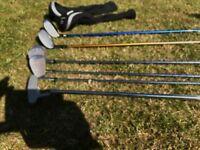US Golf Tour Series Golf Clubs 63 - 43