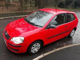 Volkswagon polo 09 low low miles £1595