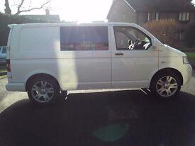 Vw transporter day/work van. No vat.