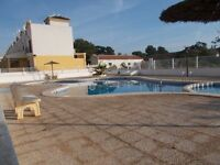 LAST MINUTE SHORT BREAKS IN SPAIN LOVELY 3 BED HOUSE 4NT/5 DAY AUG ONLY £195..UP TO 6 PERSONS
