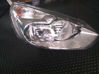 Genuine Ford galaxy Right hand / driver's side / os headlight, Part No 6M21