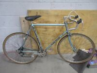 Claud Butler Majestic Vintage Road Racing Bicycle, Bike