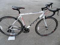 Avenir Perform Road Racing Bike Brand New Ex Display Sti Shifters Fully Set Up Located Bridgend Area