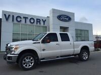 2011 Ford F-350 LARIET LEATHER LOADED RARE TRUCK!